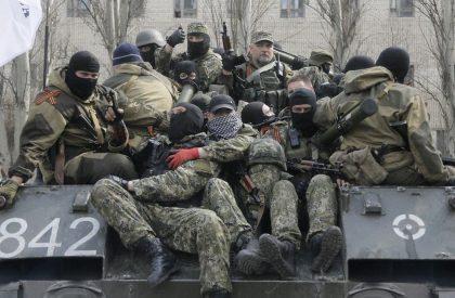 Ситуация вокруг Авдеевки: «ползучее наступление» карателей перешло к активной обороне