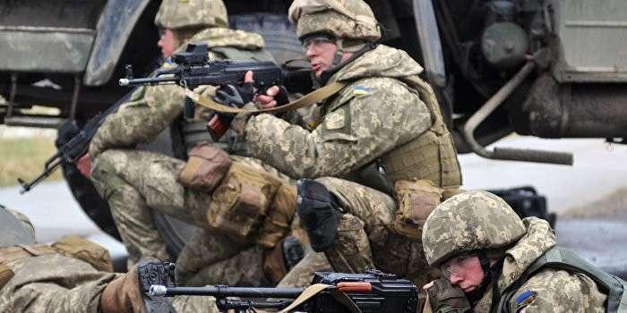 «А нас то за шо?»: Украинские каратели не поняли почему их гонят на убой под Авдеевкой и Донецком