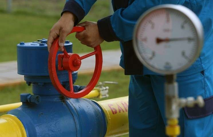 Киев переходит на режим экономии газа