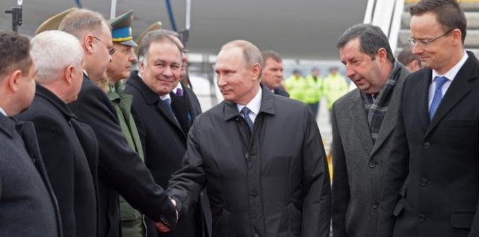 Венгрия – атомный форпост России в Евросоюзе