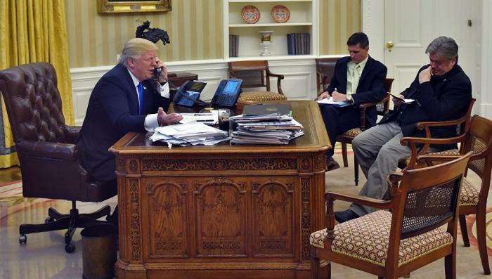 Дональд Трамп накричал на австралийского премьера по телефону. Глобалист его достал
