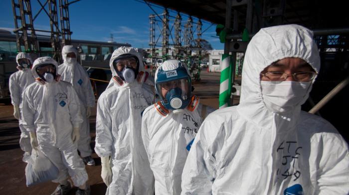 Косоглазые лунатики внезапно обнаружили смертельный уровень радиации в реакторе «Фукусимы»