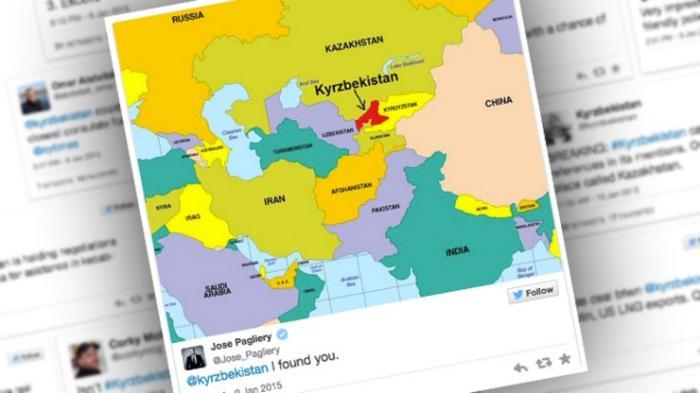 Американцы готовы спасать вымышленный Кыргбекистан от России: нация двоичников по географии