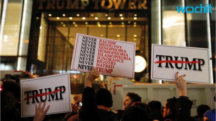 Протесты в США: Капитолийский холм стал настоящим полем боя