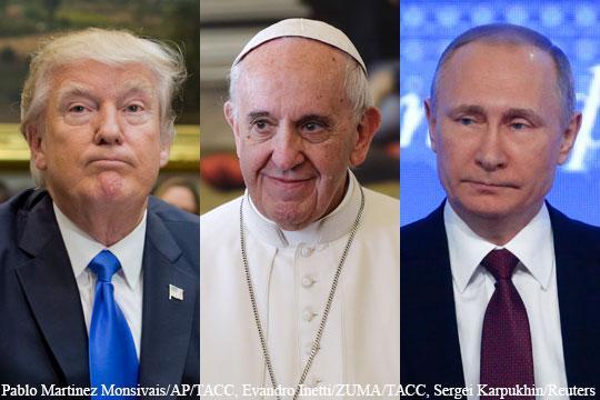 Защита Ближнего Востока: Москва, Вашингтон, а Рим будет третьим