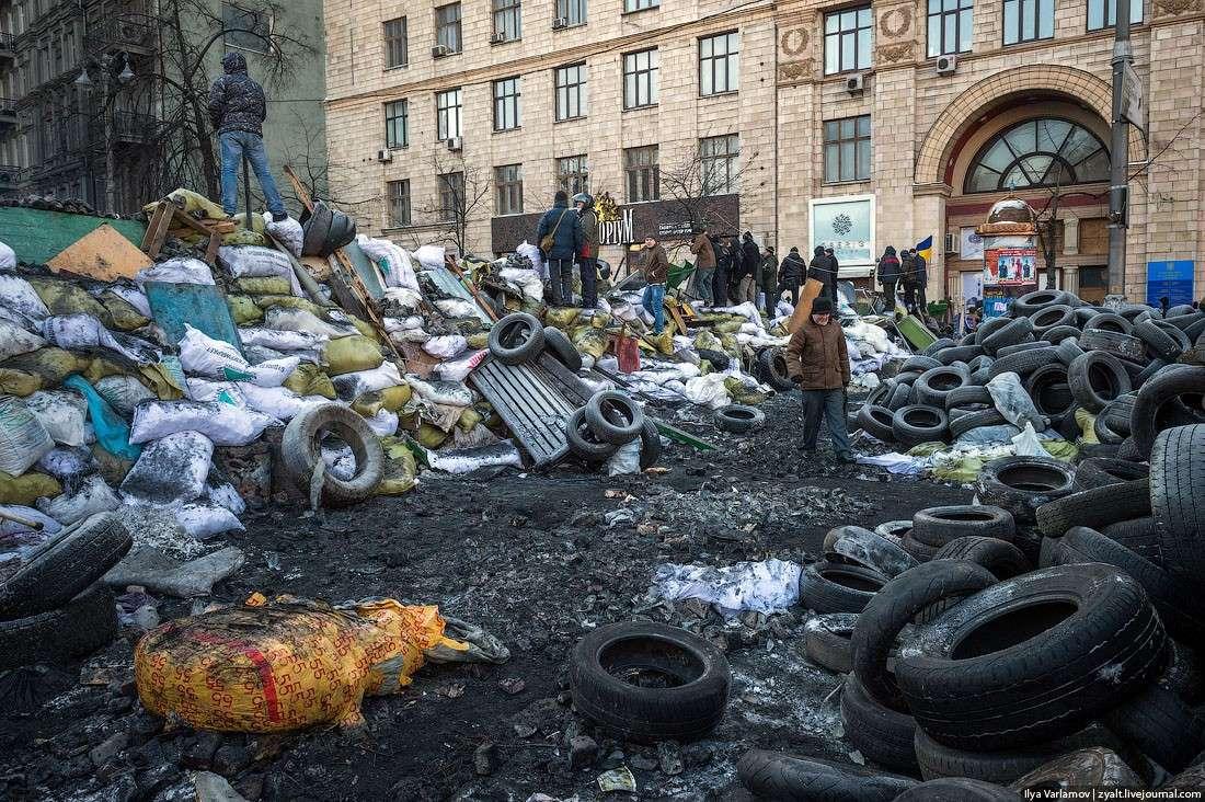 Майдан в Киеве в 2013-2014 годах является позором и клеймом для Украины, – заявил Лукашенко