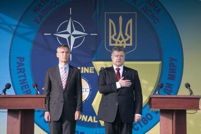 Кому это надо – срочно бежать в НАТО? И зачем это хунте нужно?