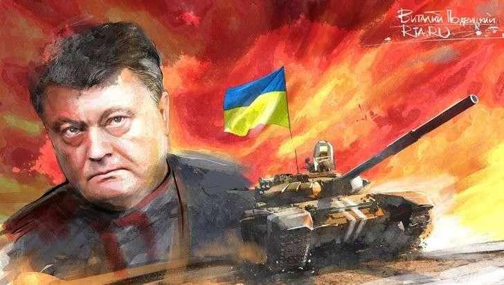 Украина 2017: падение Киевской хунты ожидается в этом году