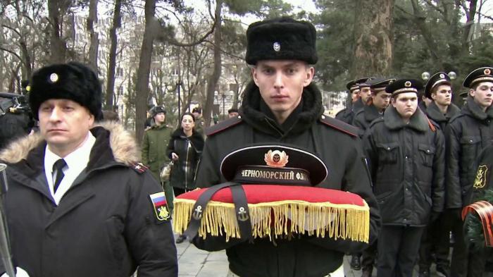 Масштабная акция «Бескозырка» прошла в Новороссийске в память о событиях, прошедших 74 года назад