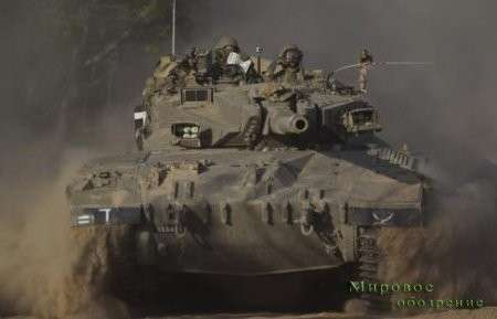 Израиль пообещал нанести по ХАМАС