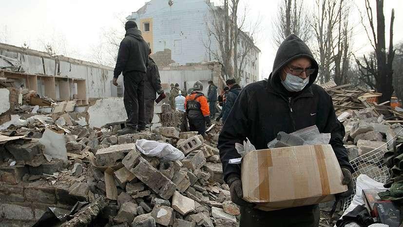 Жители Донецка рассказали об ударах украинских карателей