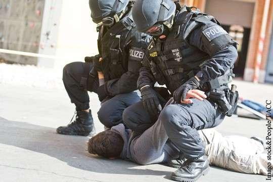 В Австрии задержали десятки уроженцев Чечни с оружием
