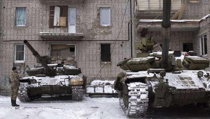 Порошенко и Трамп заявили о необходимости прекращения огня в Донбассе