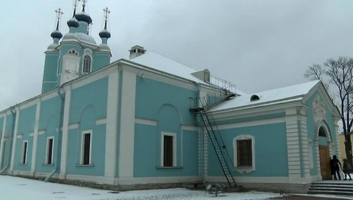 Халявщики из РПЦ выклянчили себе Сампсониевский собор в СПб