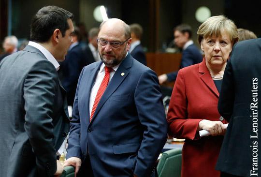 Паразиты хотят выбрать не Ангелу Меркель, а глобалисткого канцлера Мартина