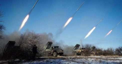 ОБСЕ подтвердило факт использование карателями РСЗО «Град» по мирным жителям