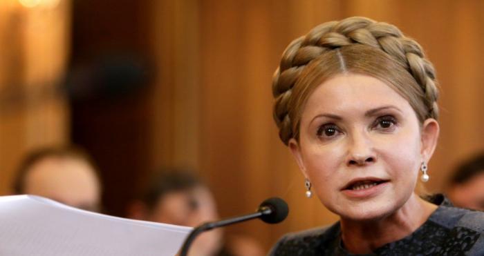 В Госдуме прокомментировали призыв аферистки Тимошенко ввести военное положение в Донбассе