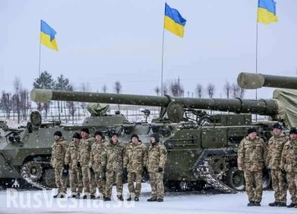 Украина разжигает войну на Донбассе, – даже СМИ США признали | Русская весна