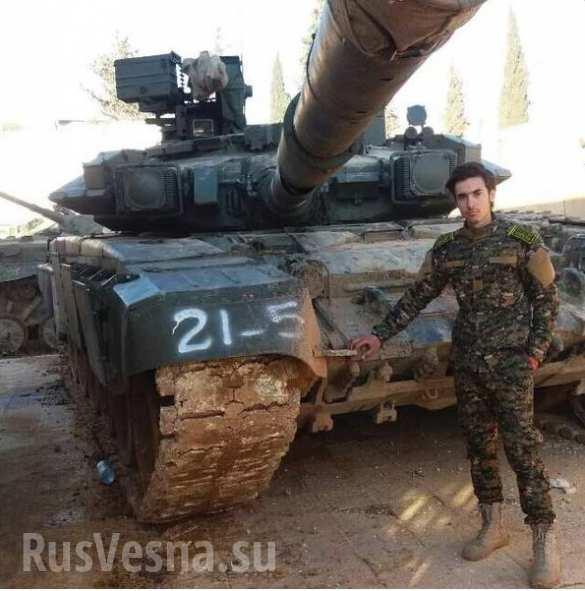 Сирия: Спецназ и ВКС России взяли в огненный мешок оплот террористов в Эль Баб