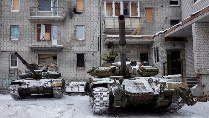 Украина: наступление до последнего солдата и патрона