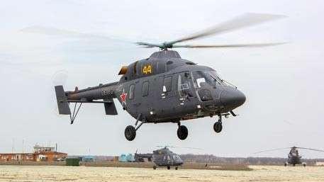 Первоклассный имитатор: почему вертолет «Ансат» – лучший