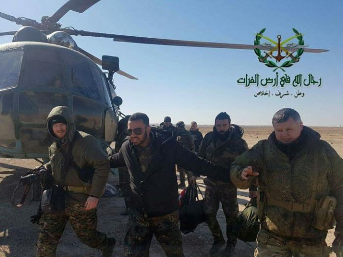 Сирия: репортаж из не покорившегося Дейр эз Зор