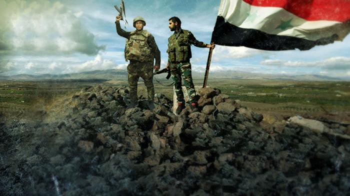Война в Сирии: «А давайте освободим к празднику!»