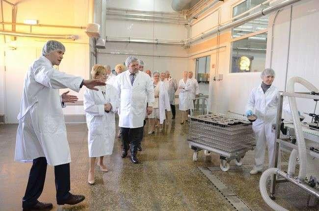 В Кировской области открыт комбинат готового питания