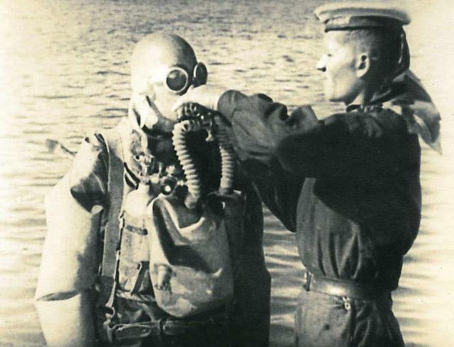 Легенда русского подводного спецназа