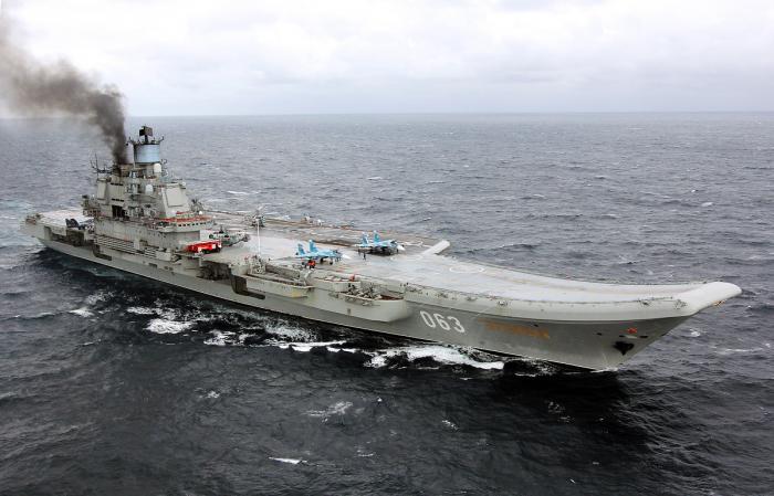 Предварительные оценки сирийского опыта «Адмирала Кузнецова»