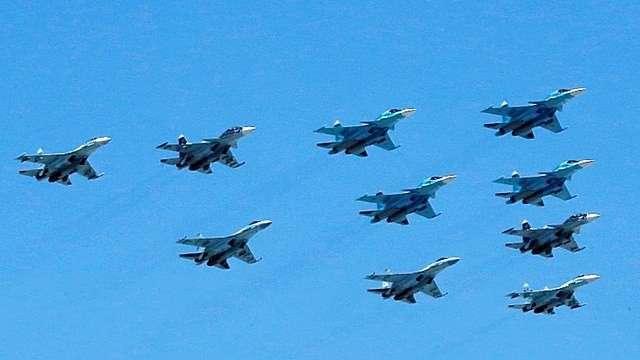 Украинские каратели получили воздушно-космическое предупреждение