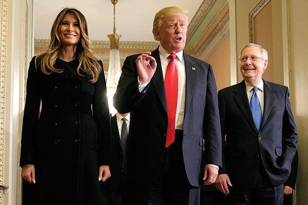 Демократы саботируют назначение администрации Трампа