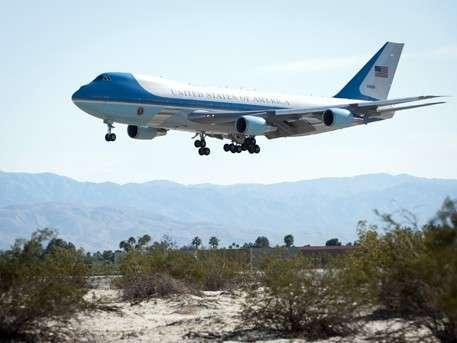 ЧП с самолетом Дональда Трампа произошло в небе над Флоридой