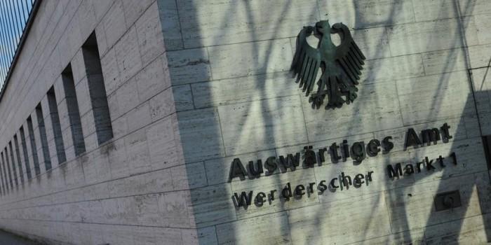 МИД Германии назвал «в высшей степени неподобающим» поступок депутата Украины