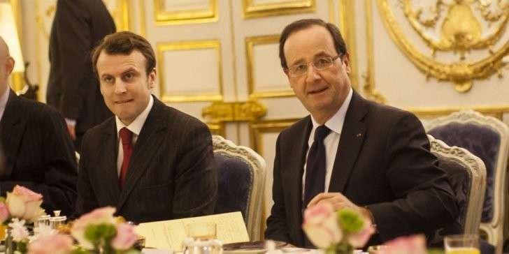 Пост президента Франции хотят отдать ставленнику Ротшильдов