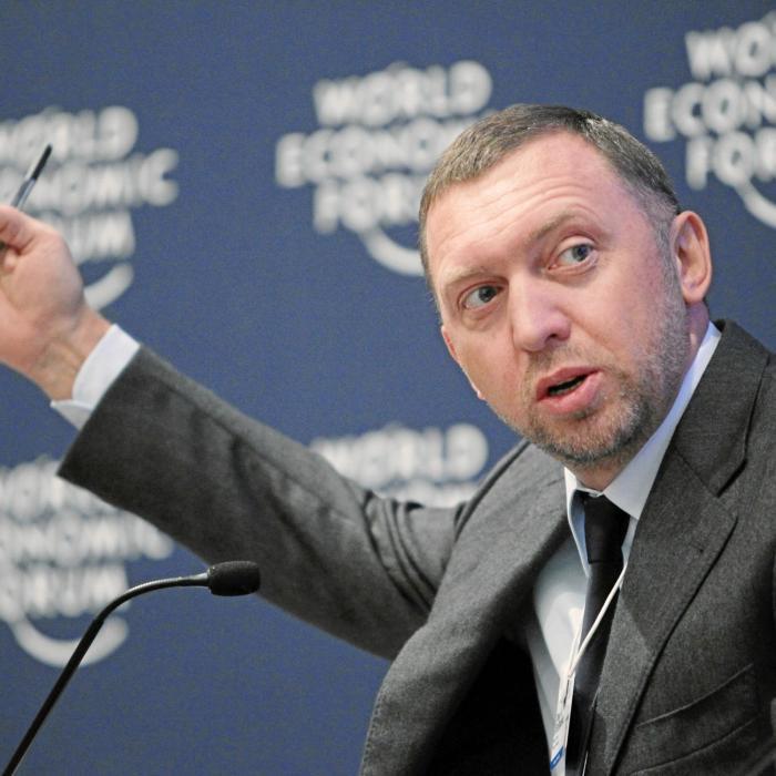 Дружок Ротшильда Дерипаска не платит налоги в России но вкладывается в Украину