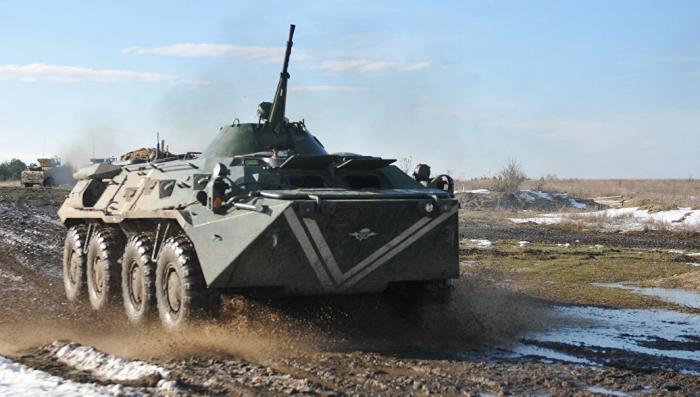 Украина вытягивает из России двигатели для БТР через молдавские фирмы