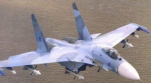 Киевской Хунте: Истребители и бомбардировщики ВКС РФ проверили систему ПВО
