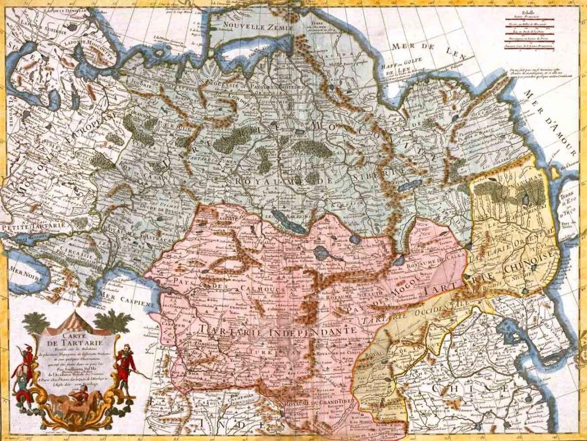 Иудеи скрывают нашу историю, чтобы обосновать захват наших земель. Что было до Рюрика...