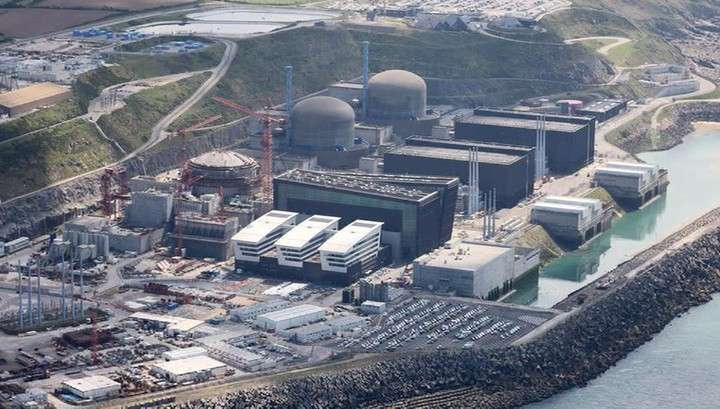 Взрыв и пожар на АЭС во Франции: реактор остановлен