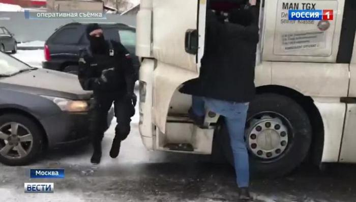 В Москве изъяли крупную партию санкционного сыра из Европы