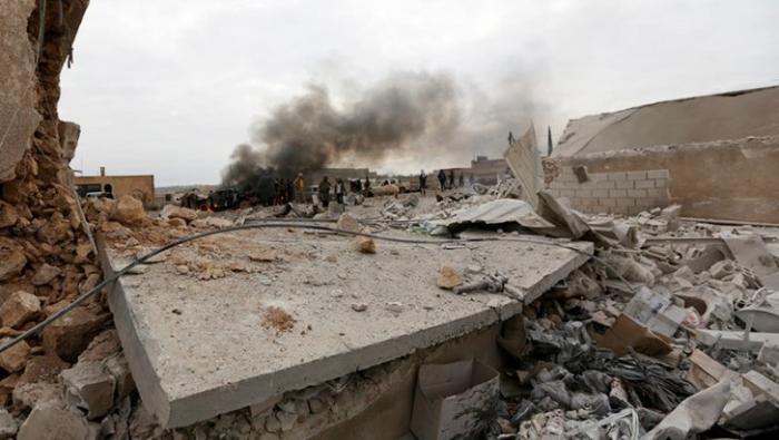 Эль Баб: Россия и Турция вместе расследуют гибель турецких военных в Сирии