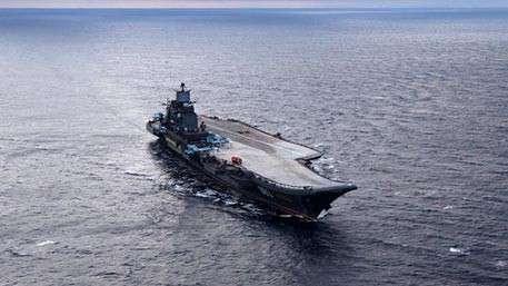 Летающий авианосец: каким будет правнук «Адмирала Кузнецова»