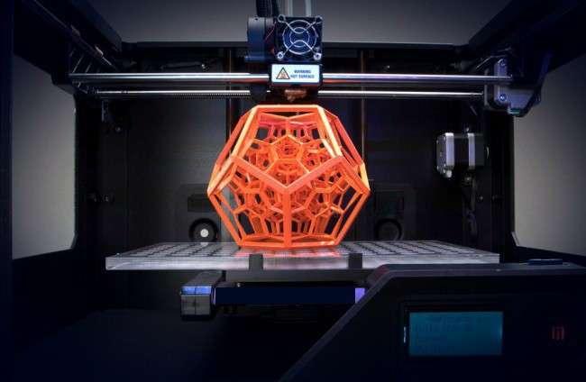 ВРоссии создан уникальный 3D-принтер