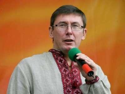 Как кошерный глава МВД Украины Луценко делал свой «маленький» гешефт на уголовных делах