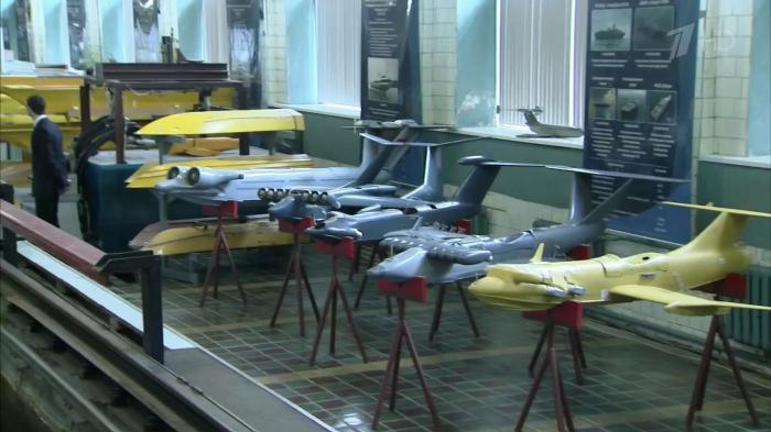 В Нижнем Новгороде представили проект уникального экраноплана нового поколения «Чайка-2»