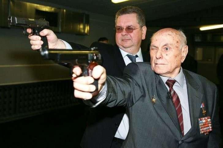 Советский разведчик Алексей Ботян – легендарный «Майор Вихрь» отмечает 100 лет!