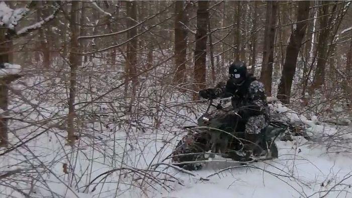 В Калуге выпустили новый полноприводный мотовездеход «Тарусь 2х2»