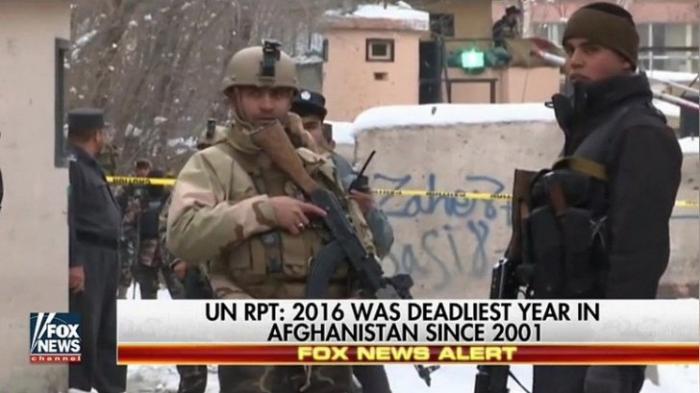 СССР 2.0.Командующий силами США в Афганистане: мы зашли в тупик в этой войне