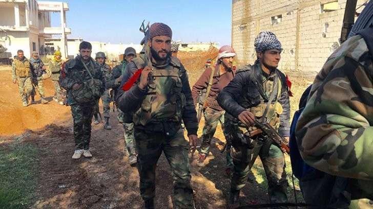Сирийская армия отрезала последний путь отступления ИГ из Эль-Баба